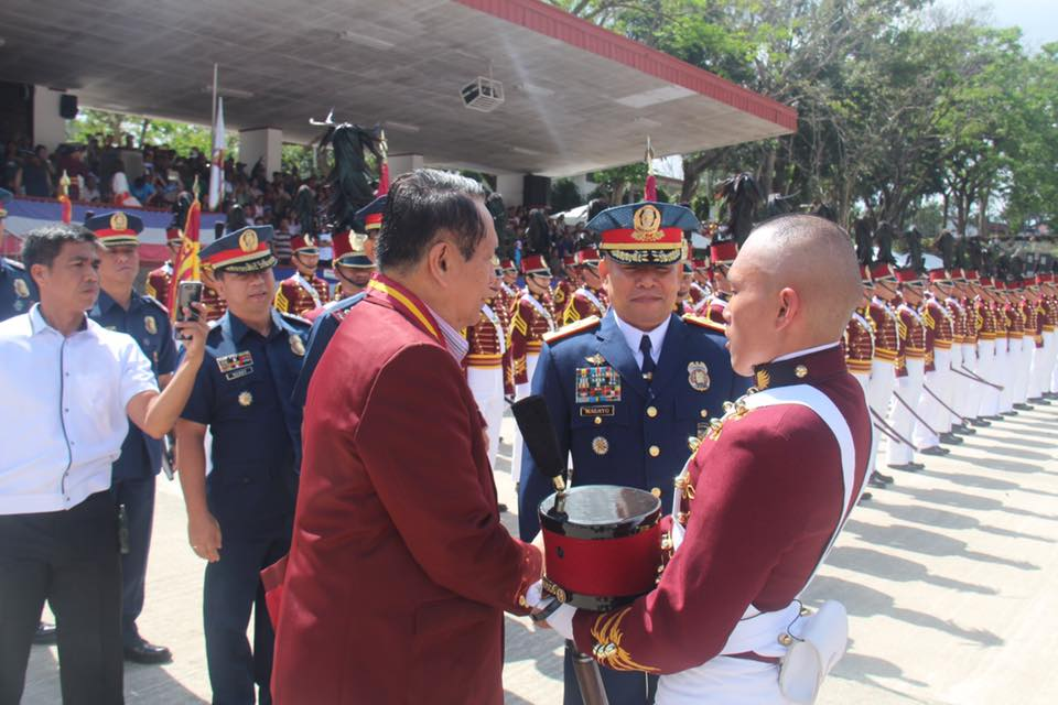 PNPA holds Recognition rites of Class 2022