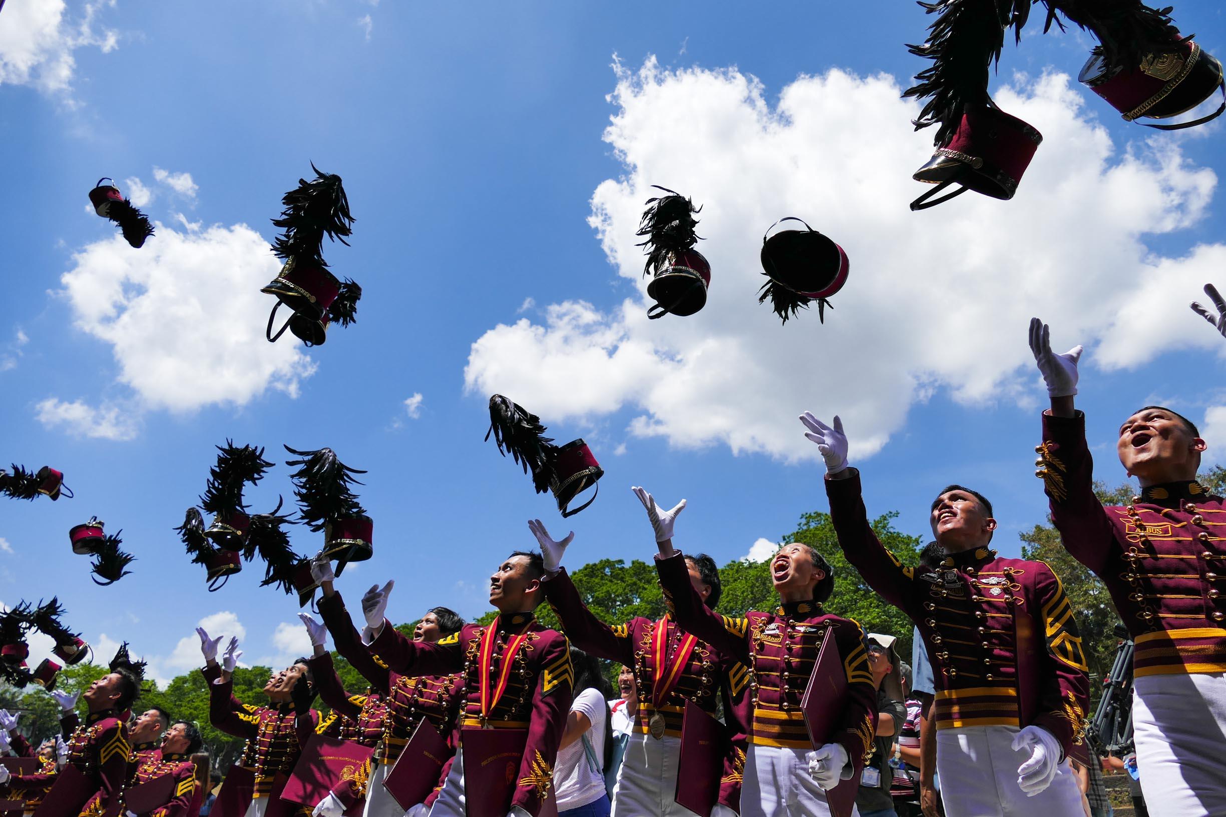 PNPA Marks 40th Graduation Ceremony