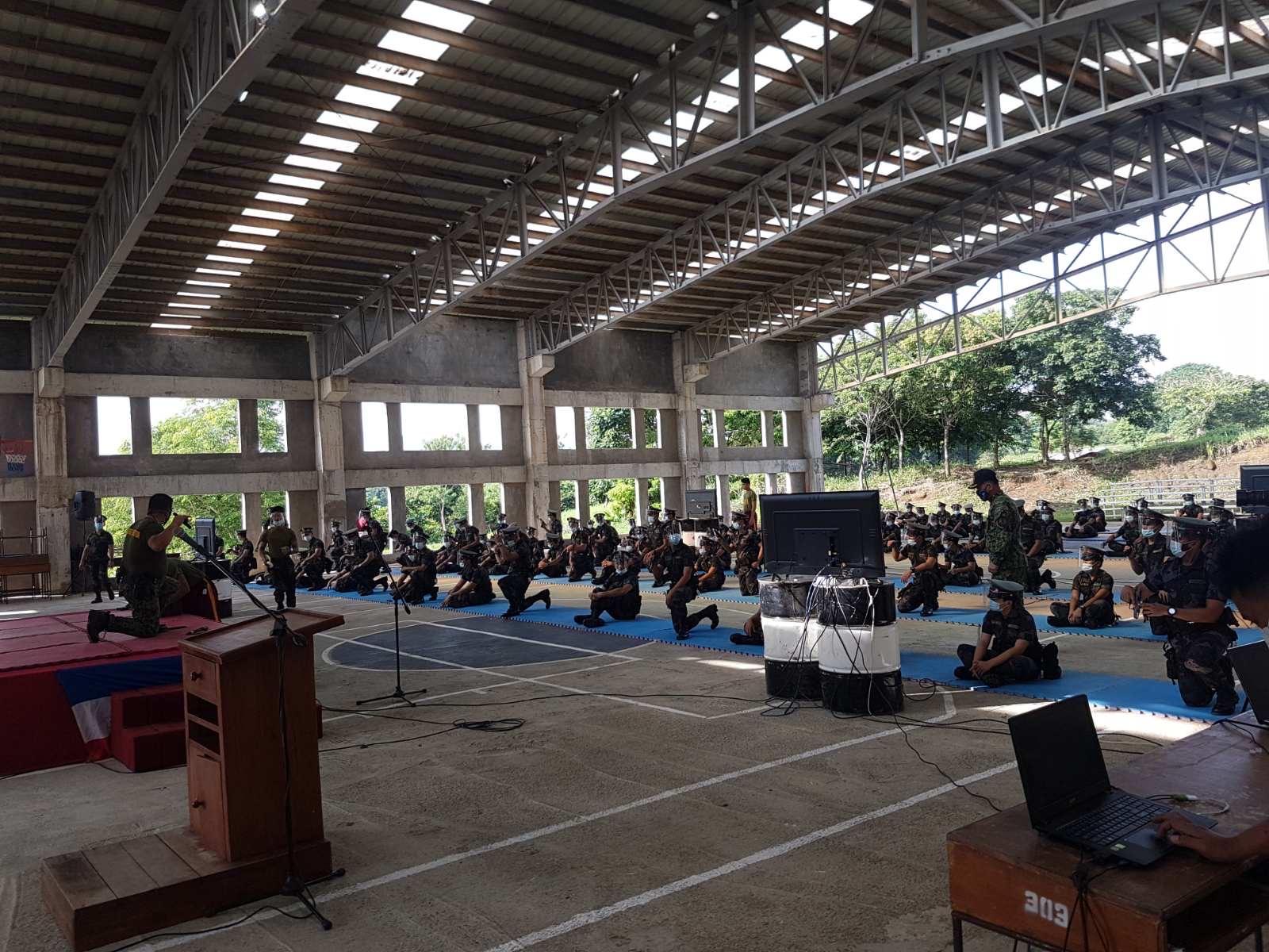 PNPA ADOPTS DISTANCE LEARNING MODALITY