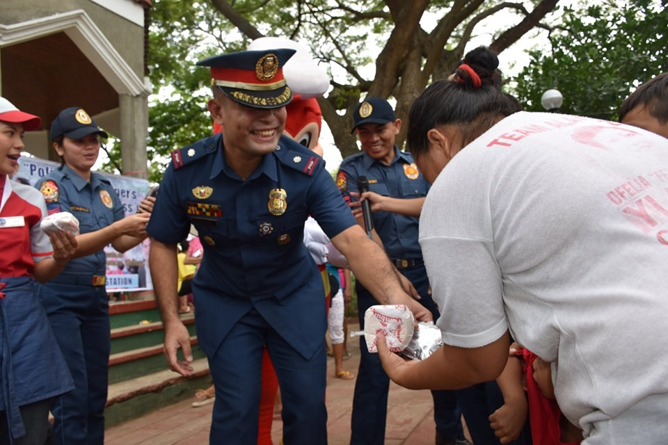 Local Police' Approach in Winning the Drug War