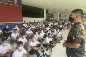 Extending Awareness and Strengthening Kabataan Kontra Droga at Terorismo KKDAT